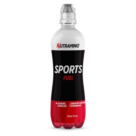 Nutramino Sports Drink Raspberry Focus Sports Fuel 18x500ml