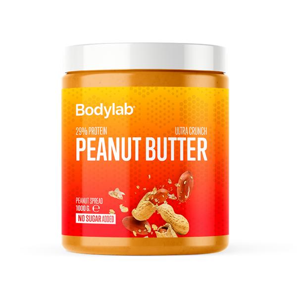 Image of Bodylab Peanut Butter Ultra Crunch 1kg