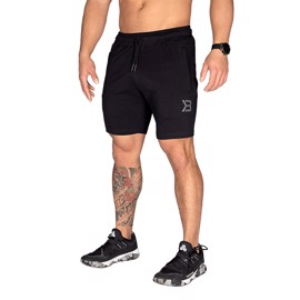 Better Bodies Tapered Sweatshorts Black