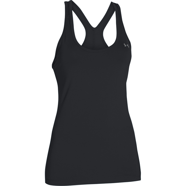 Image of   Under Armour HG Armour Racer Tank Black