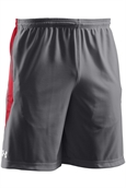 Under Armour Multiplier Shorts Grey/red/white