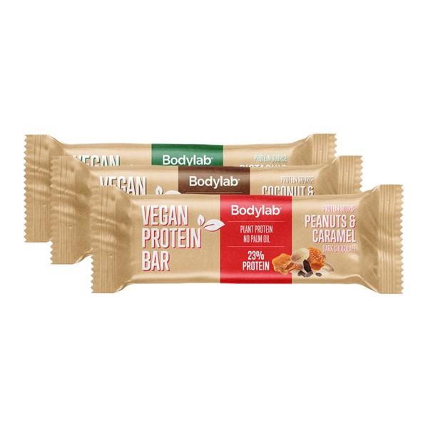 Køb STOP MADSPILD! Bodylab Vegan Bar Pistachio & Peanuts 40g