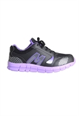 Vizzit Free sko - Black/Purple