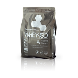 LinusPro Whey ISO Chocolate 1000g