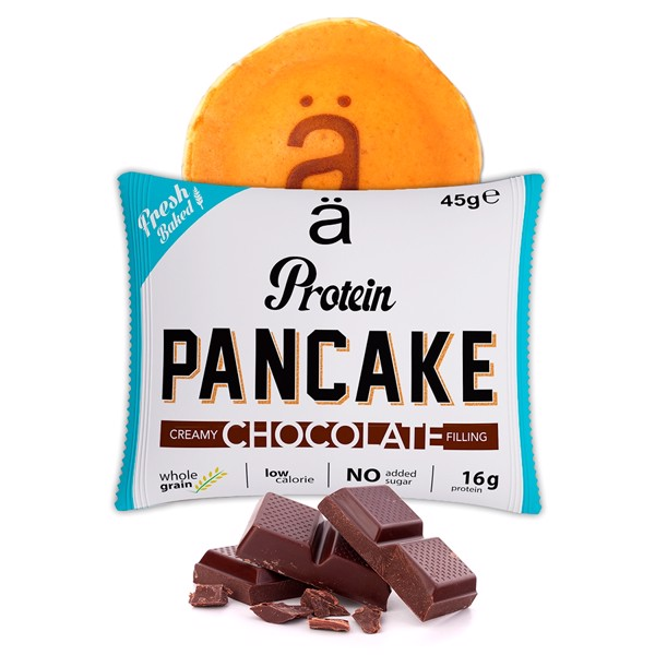 Image of Ä Protein Pancakes Chocolate 12x45g
