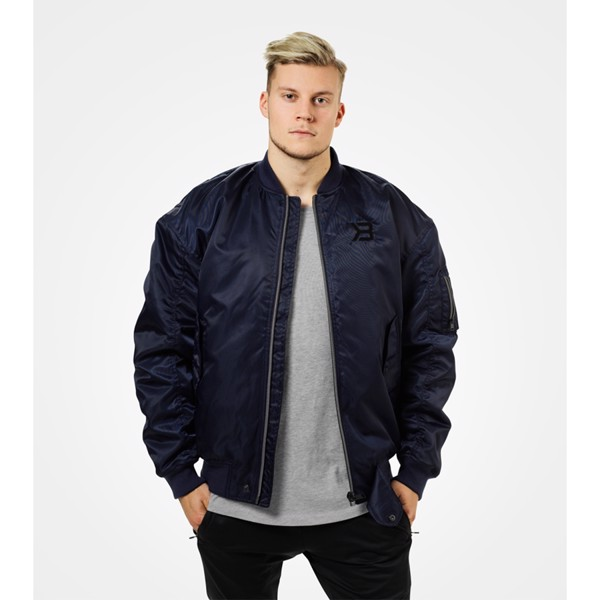 Image of   Better Bodies Astor bomber jacket