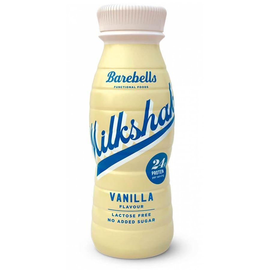 Image of   Barebells Protein Vanilla Milkshake (8x330ml)