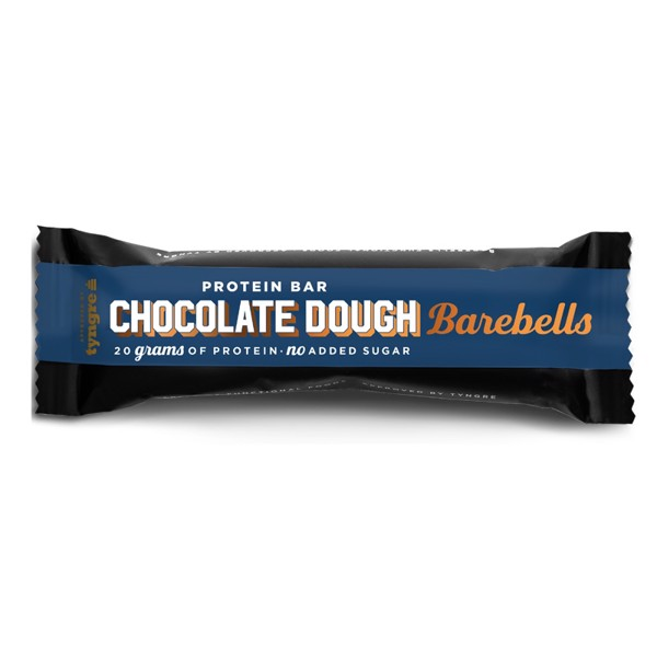 Image of Barebells Proteinbar Chocolate Dough 12x55g