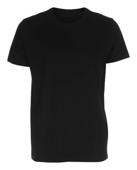 Image of   Basic T-shirt sort