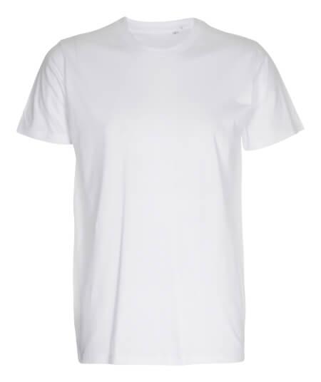 Image of   Basic T-shirts hvid