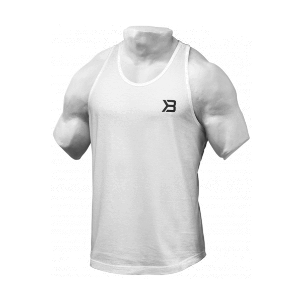 Image of   Better Bodies Essential T-Back - White