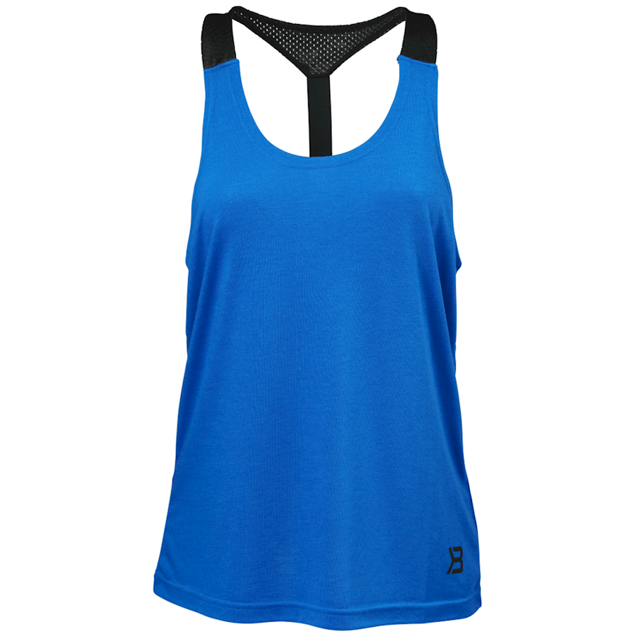 Billede af Better Bodies Loose Fit Tank Strong Blue