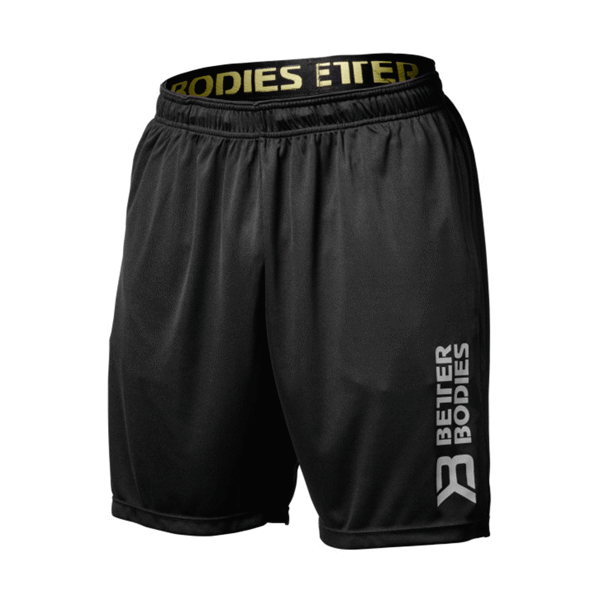 Billede af Better Bodies Loose Function Short Black