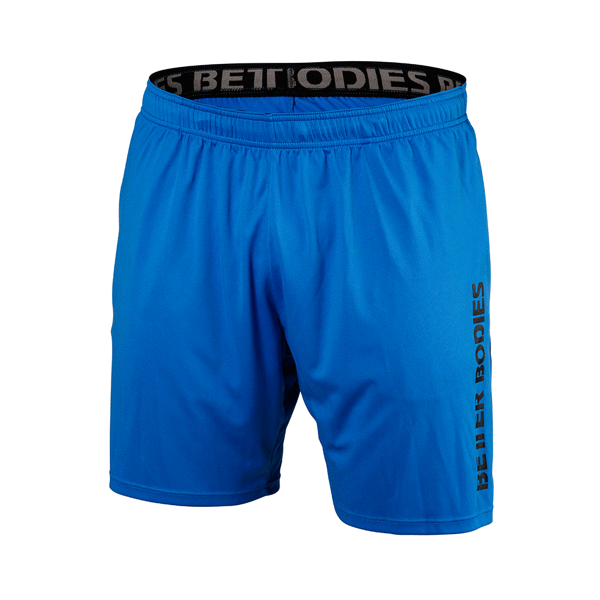 Image of   Better Bodies Loose Function Short Bright Blue