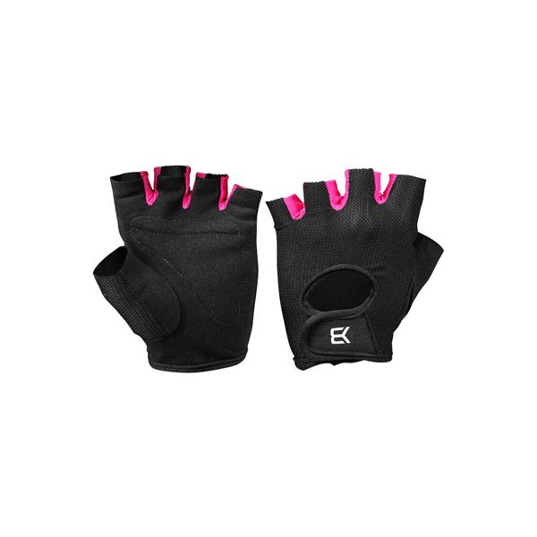 Billede af Better Bodies Womens Training Gloves Black/Pink