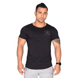 Better Bodies Wide Neck Tee Black