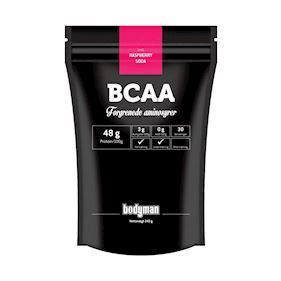 Bodyman BCAA Raspberry Soda 240g