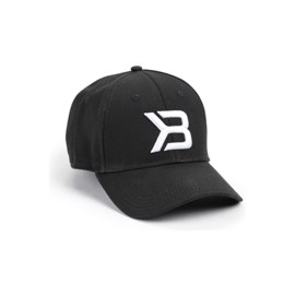 Better Bodies BB Baseball Cap Black