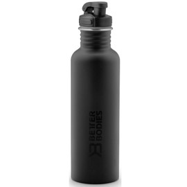 Better Bodies Fulton Bottle Black
