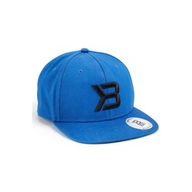 Better Bodies Twill Fat Bill Cap Strong Blue