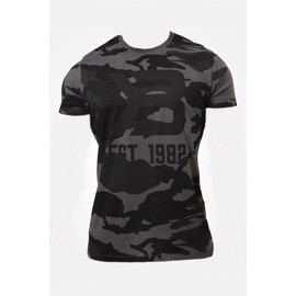 Better Bodies Washington Tee - Dark Camo