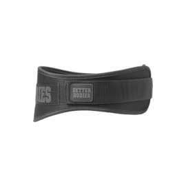 Better Bodies Basic Gym Belt 5,5 inch Black