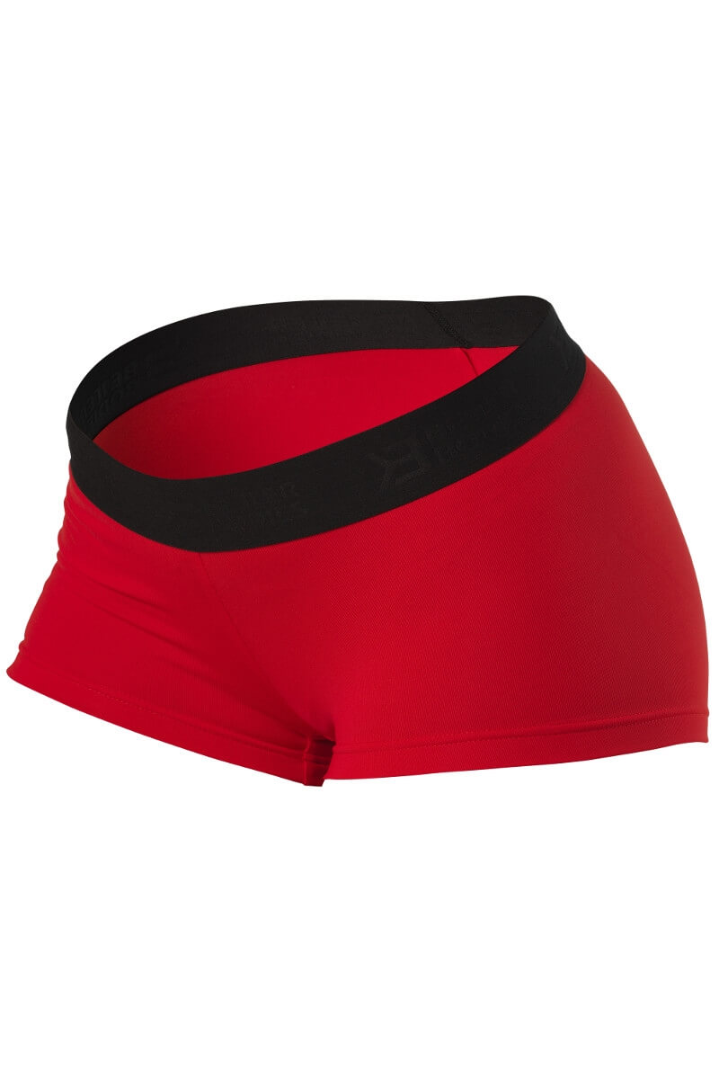Better Bodies Fitness Hotpants Scarlet Red