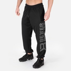 Better Bodies Stanton Sweatpants Black