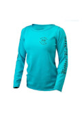 Better Bodies WOMENS THERMAL Aqua blue