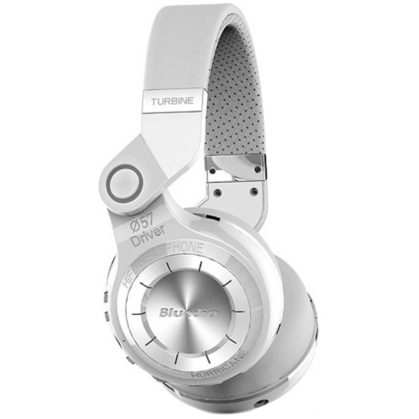 Billede af Bluedio T2 Headphones White