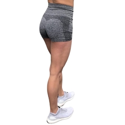 BM Seamless Shorts Grey