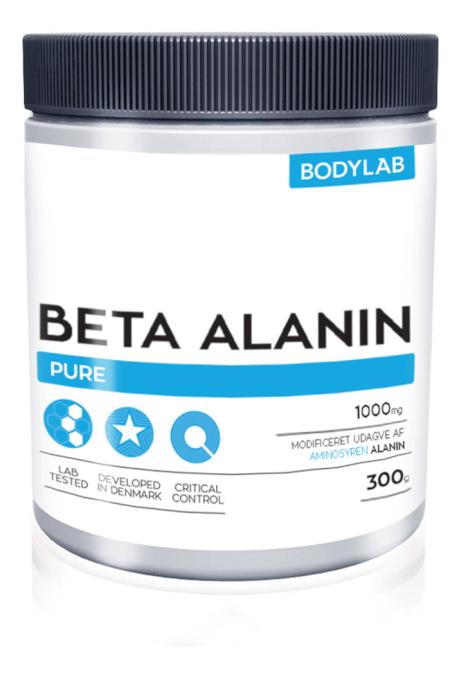 Billede af Bodylab Beta Alanine 300 Gram