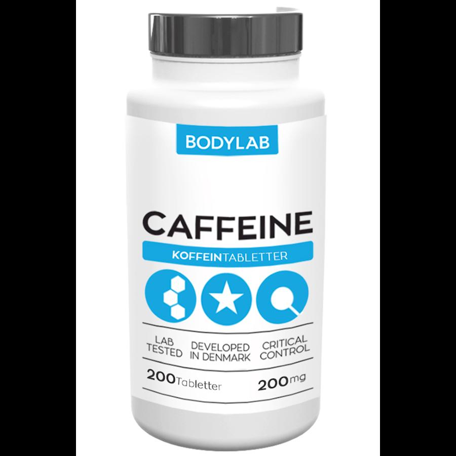 Billede af Bodylab Caffeine - 200 stk