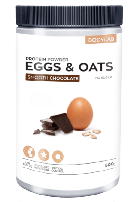 Image of   Bodylab Eggs & Oats 500g