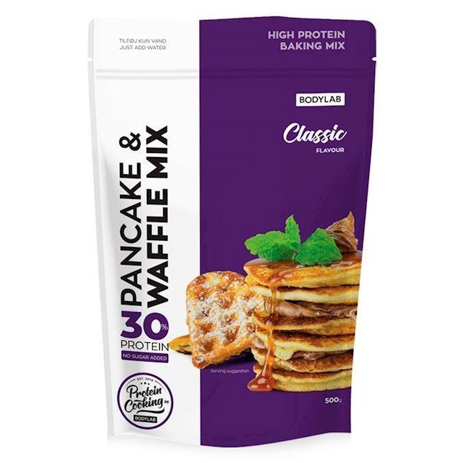 Image of Bodylab Pancake & Waffle Mix Classic 500g