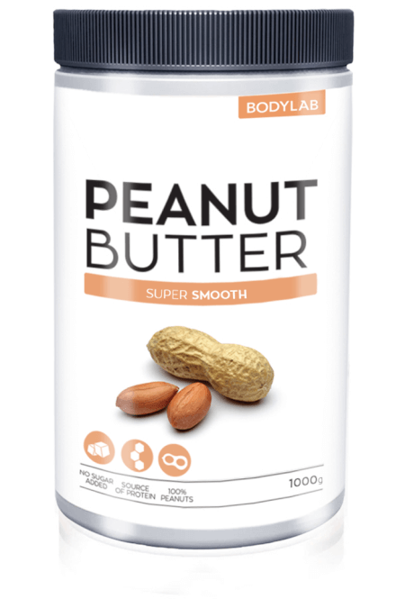 Image of   Bodylab Peanut Butter Super Smooth 1 kg