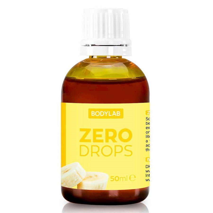 Image of   Bodylab Zero Drops 50ml
