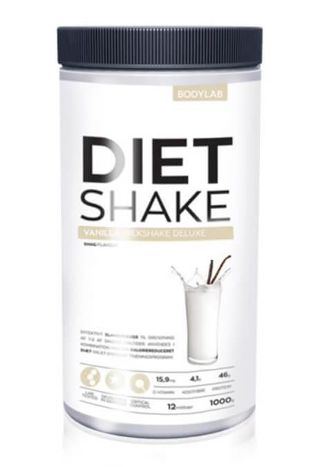 Billede af Bodylab Diet Shake (1000 g)