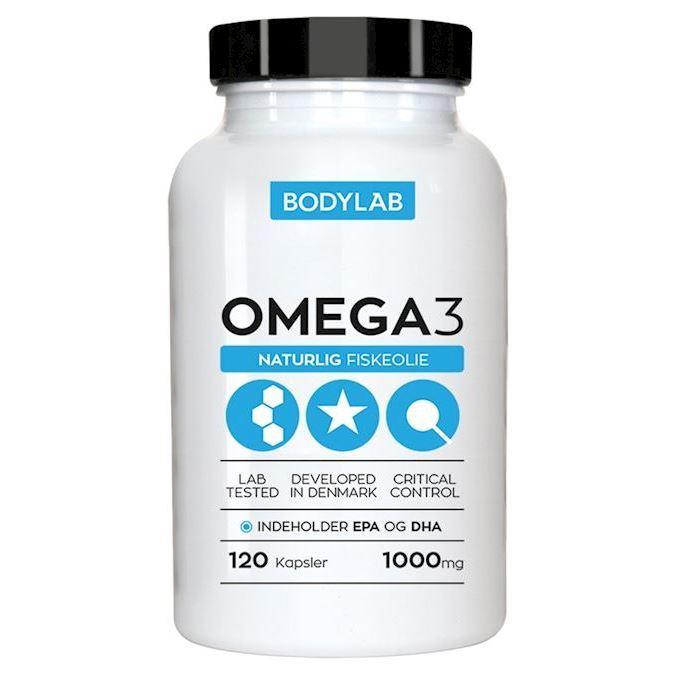 Image of Bodylab Omega 3 (1x120 stk.)