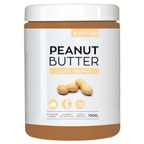 Bodylab Peanut Butter Ultra Crunch 1kg