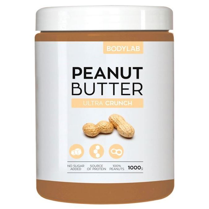 Image of   Bodylab Peanut Butter Ultra Crunch 1kg