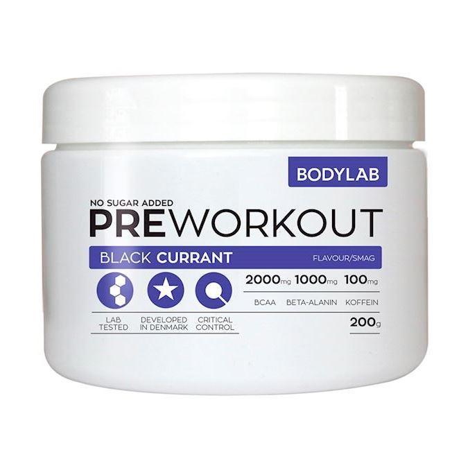 Image of   Bodylab Preworkout (200 g)