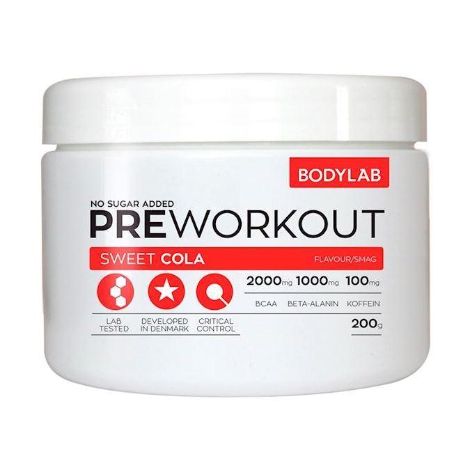 Bodylab Preworkout (200 g)
