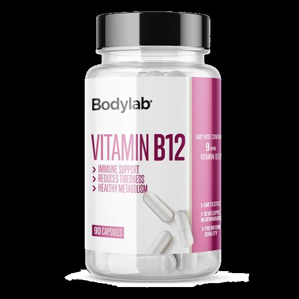 Køb Bodylab Vitamin B12 90 stk.