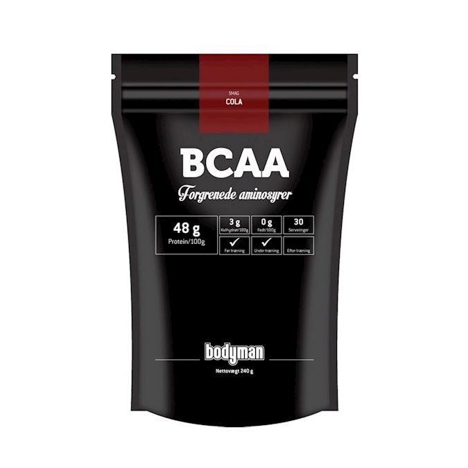 Image of Bodyman BCAA Cola 240g