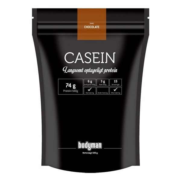 Image of Bodyman Casein Chocolate 500g