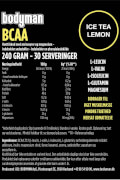 Bodyman BCAA Ice Tea Lemon