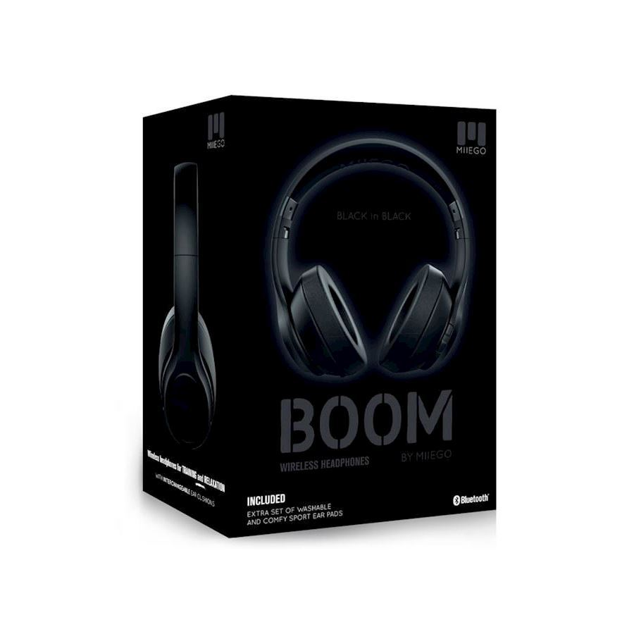 Image of   BOOM By Miiego Trådløst Headset