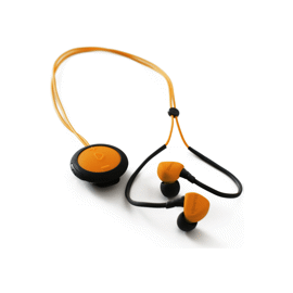 Boom Pods SPR Sportpods Race Orange
