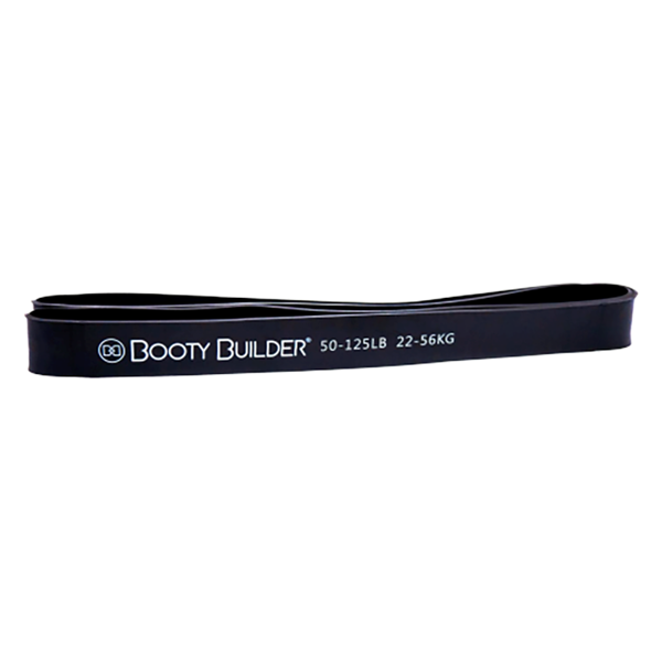 Image of Booty Builder Power Band Heavy Black